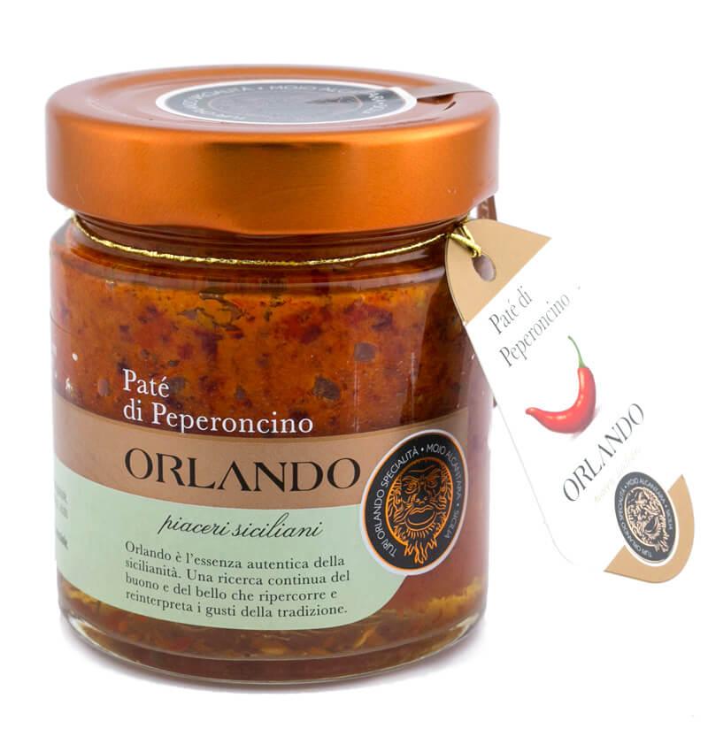 Orlando Patè di Peperoncino